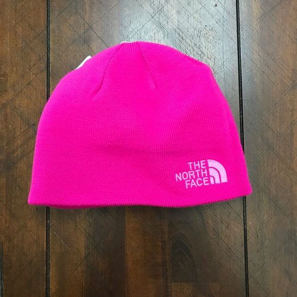 62aab00afd2 North Face Kids Beanie Reversible Hat